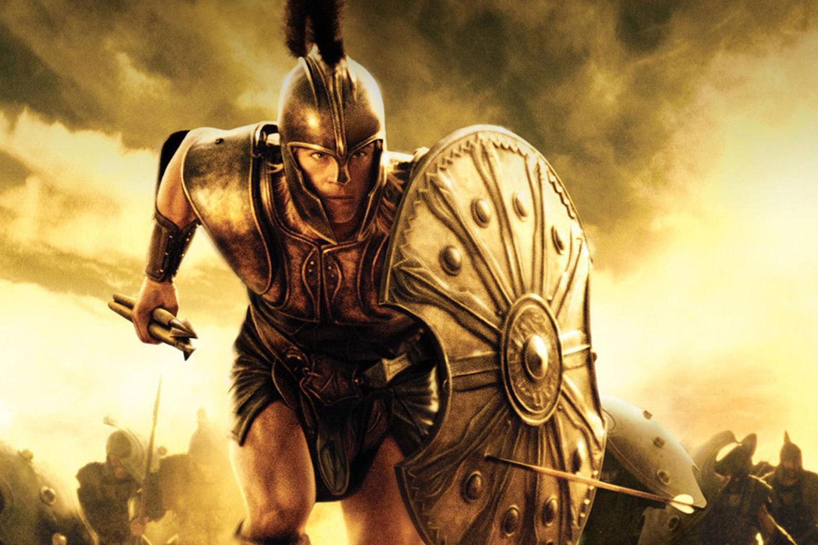 harcos archetípus